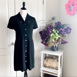 Jones New York High Quality Button Down Dress